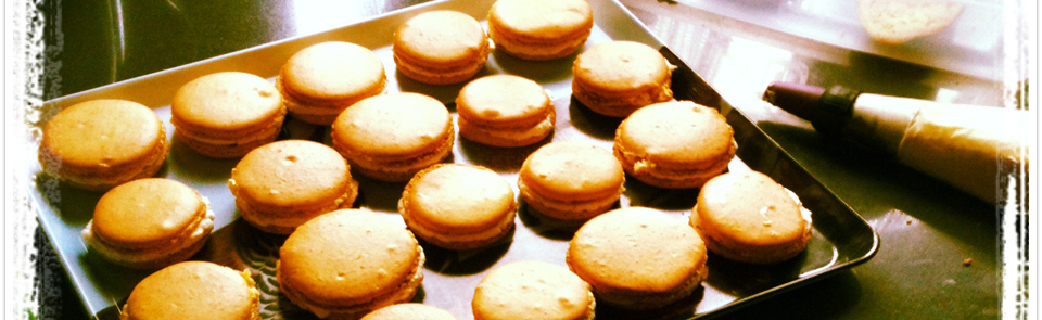 Macarons … what else ?